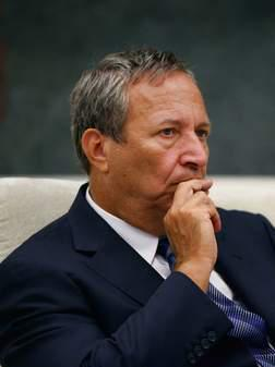 U.S National Economic Council Chairman Larry Summers Visits China