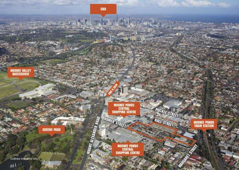 RDI - Moonee Ponds Development Site
