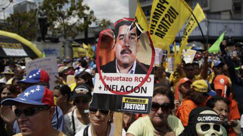 Devaluation of Bolivar is not only a problem for Venezuela citizens, but also companies that do significant business in the country, such as MercadoLibre (<a href=