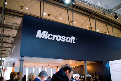 Microsoft day trading