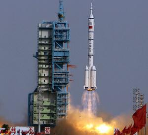 China Rocket Launch