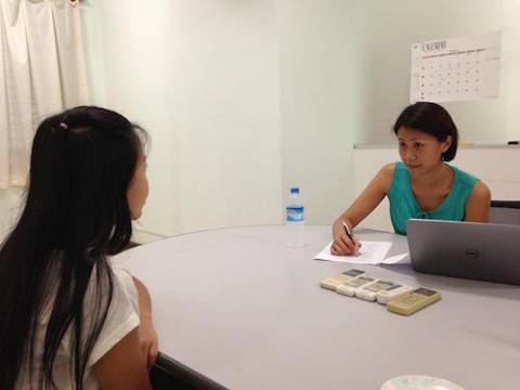 Translator administering Rubicon