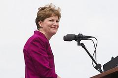 Former Gov. Jeanne Shaheen