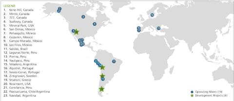 SLW Streams Map