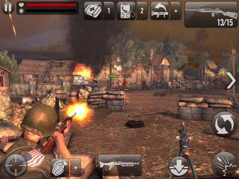 Screenshot from Glu
