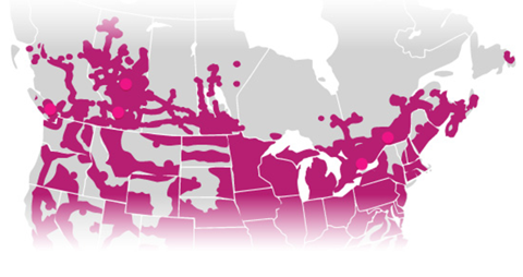 Mobilicity Coverage Map