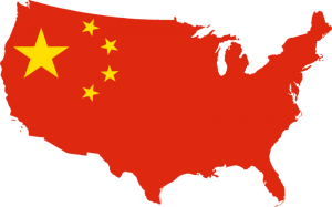 The United States - A Colony Of China