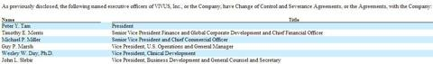 Executive Covered Under New SEC Filing