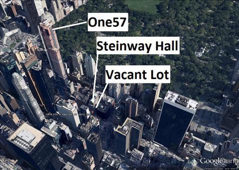 105 - 111 W 57th St., New York