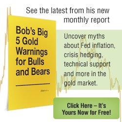 Gold Warnings for Bulls Bears