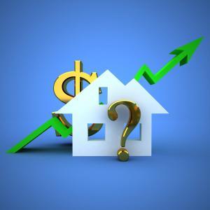 Illustration: Question mark hides homebuilder growth prospects