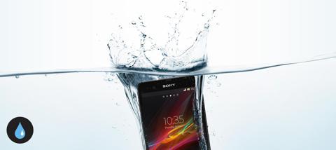 Xperia Waterproof Handset