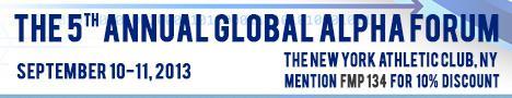 5th Annual Global Alpha Forum