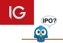 trade Twitter IPO, Twitter greymarket, Twitter grey market, trade Twitter shares, Twitter broker, IG.com