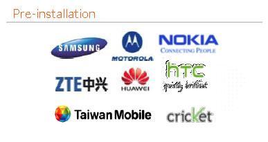 NQ Mobile Pre-Installation 2012