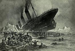 Sinking of the Titanic, Wikipedia.org