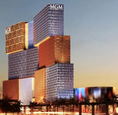 Rendering of MGM Cotai ( from MGM Resorts International press release)