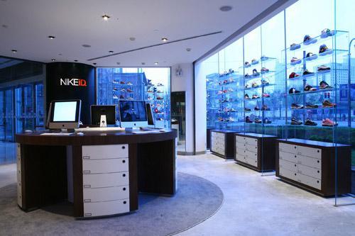 Nike Shanghai Design Studio - Source: Hypebeast