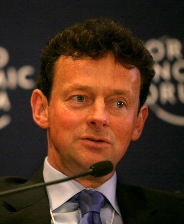 Tony Hayward at World Economic Forum on the Middle East 2008