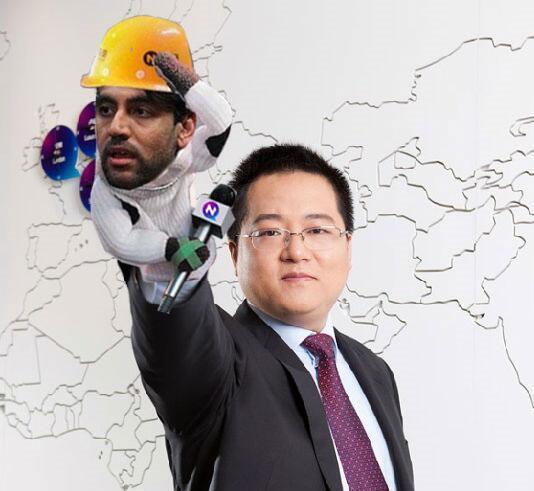 NQ Mobile Omar Khan Sock Puppet
