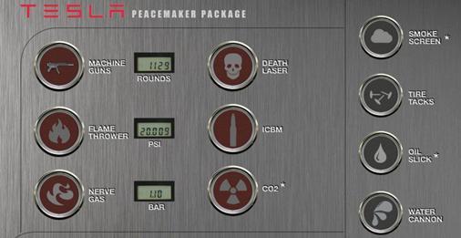 Tesla Peacemaker Package from TeslaTuner.com