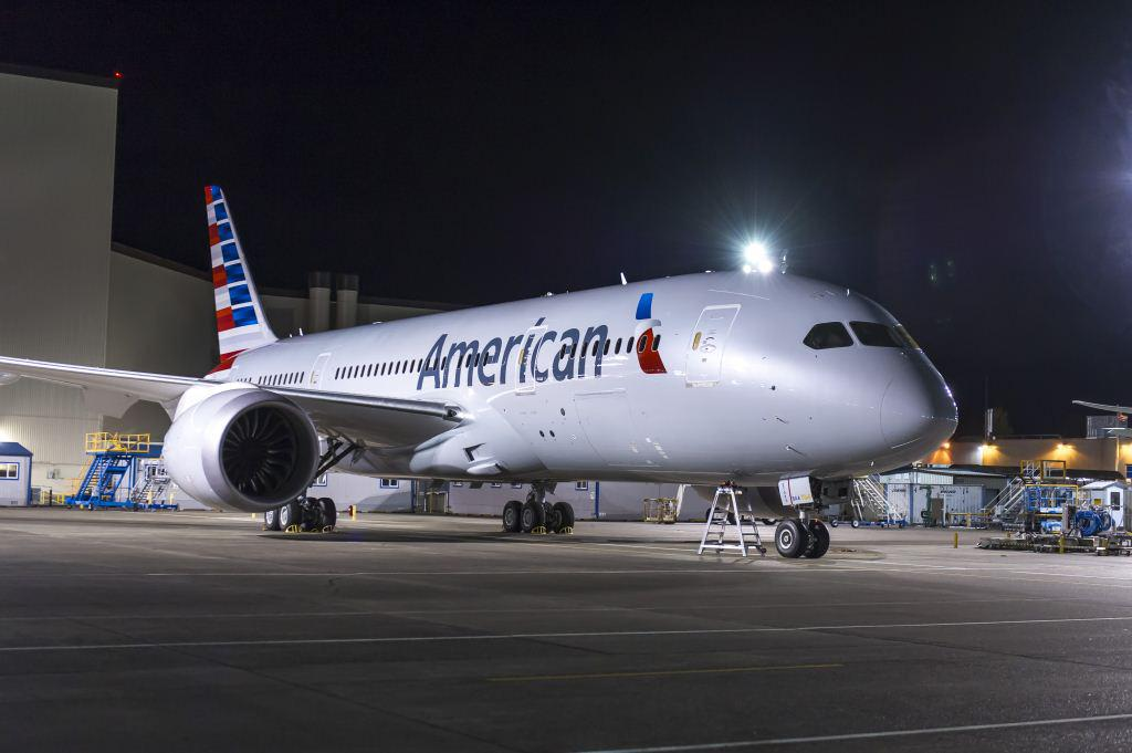 American Airlines just had its best quarter in company history