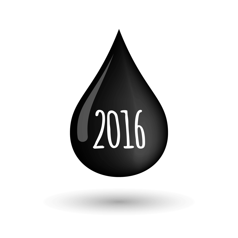 2016 oil