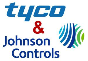 Johnson Controls and tyco