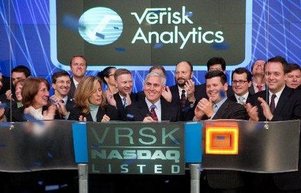 Verisk Analytics: Big Data At A Fair Price - Verisk Analytics Inc ...