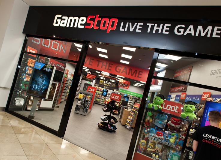Gamestop Forum