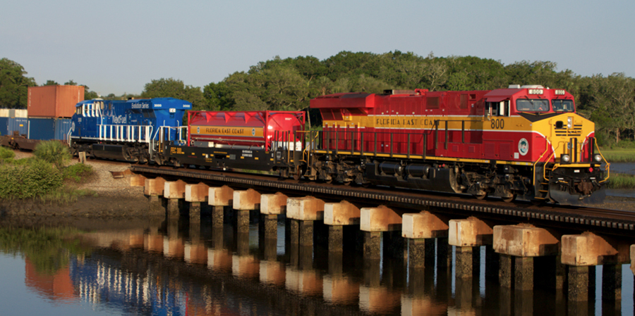 Florida East Coast Railway Sale Should Drive Strong