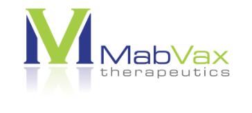 Source: MabVax Therapeutics website
