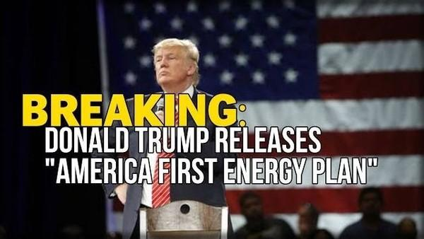 Image result for American First Energy Plan