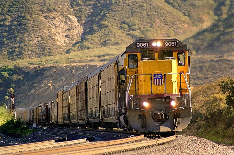 Today, Union Pacific Corp. (UNP) Position Boosted by Alley Co LLC