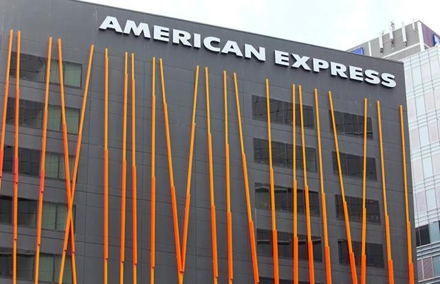 American Express - Irrational Competitive Behavior