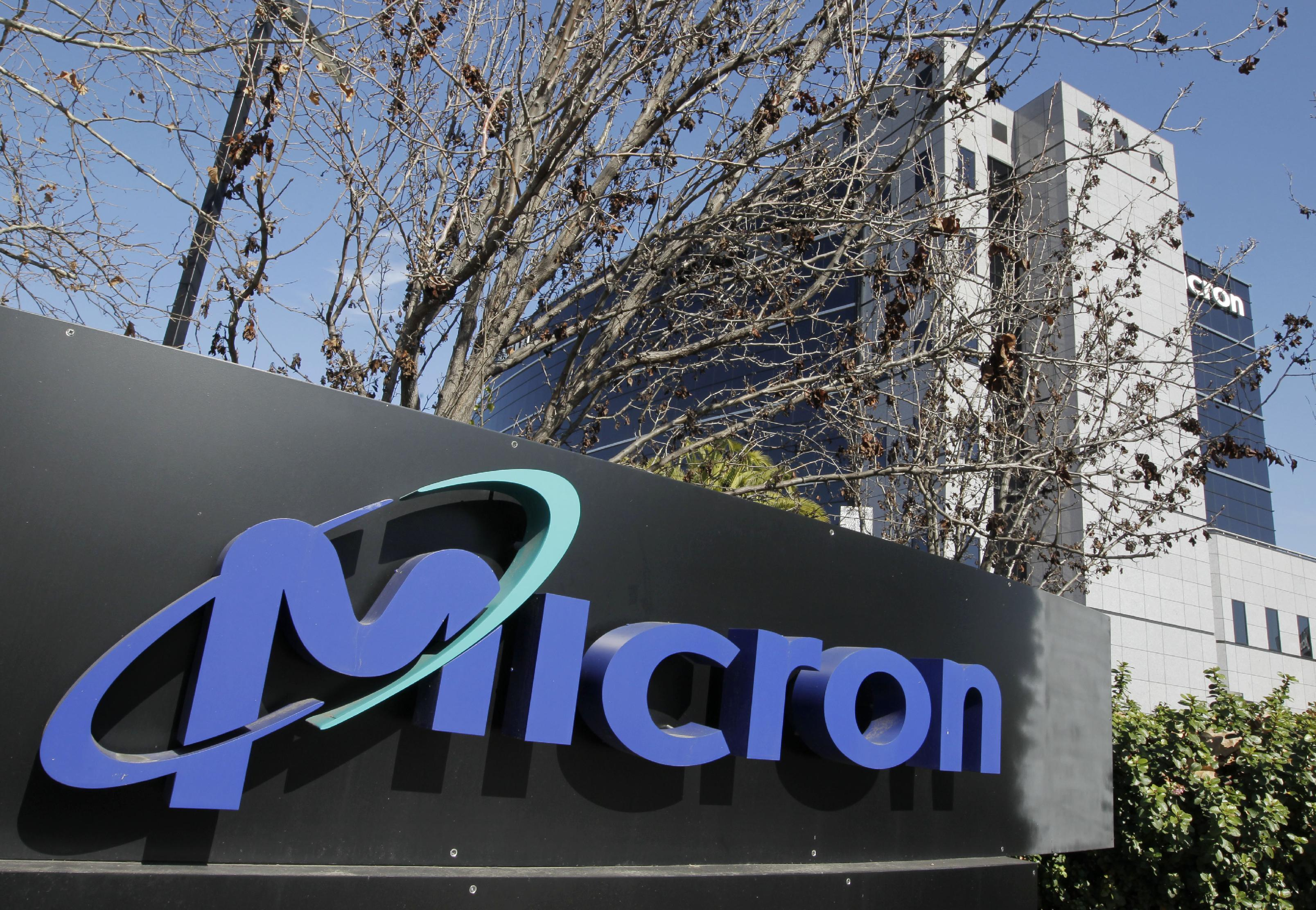 Micron Technology Inc. (MU) Given