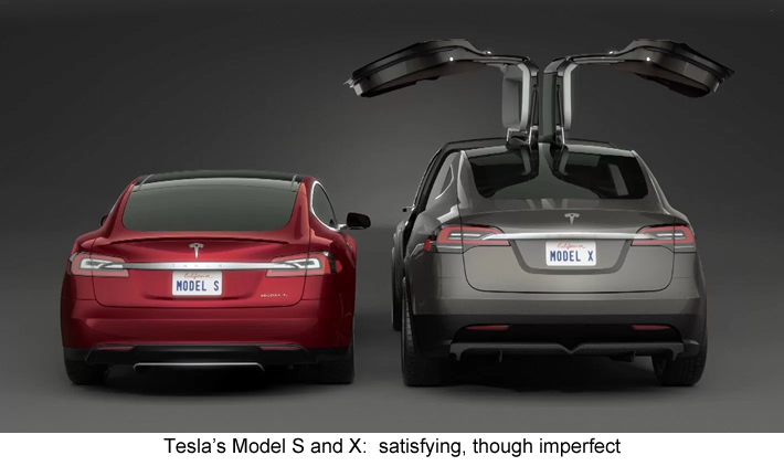 Tesla: Buying The Experiment - Tesla Motors (NASDAQ:TSLA)