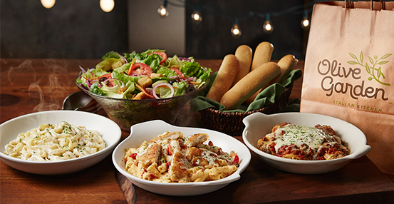 Darden Restaurants Results Boosted by Olive Garden