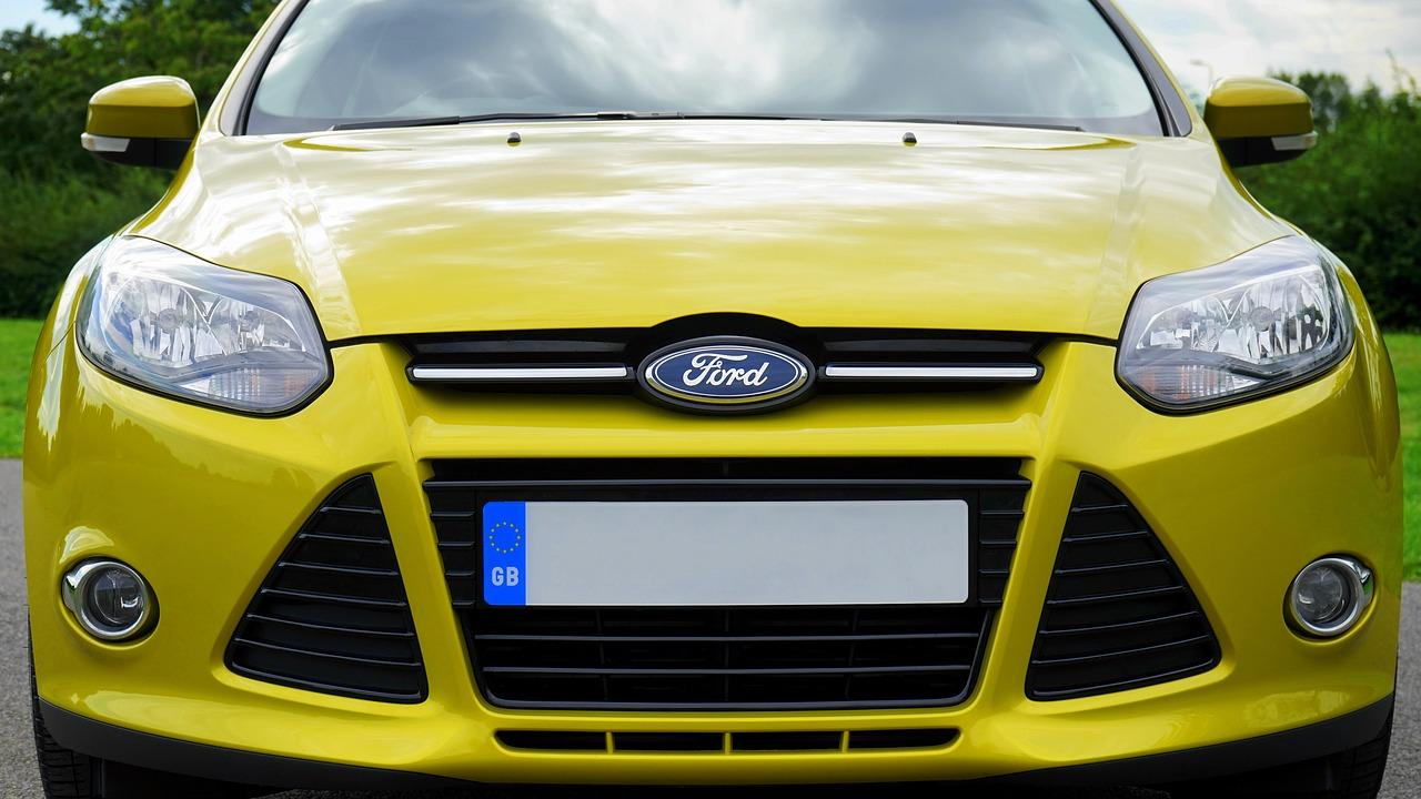 Ford Buy For Attractive Dividend Yield Ford Motor