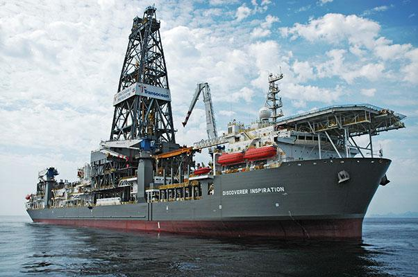 Transocean (RIG) Stock Falls on Declining Oil Prices, Rig ... |Transocean Shell Rigs