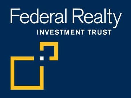 Federal Realty logo. Source: Federal Realty