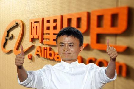 Jack Ma, Founder of Alibaba