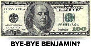 Bye-Bye Benjamin?