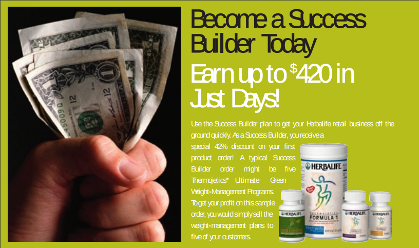 Herbalife: A Pyramid Scheme Disguised as a Business Opportunity