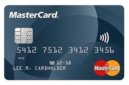Source: MasterCard website