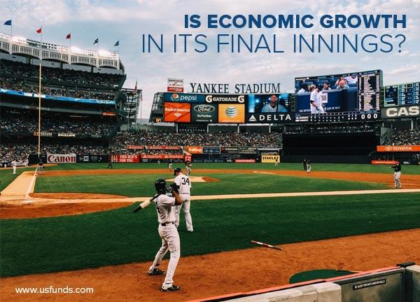 Is economic growth in its final innings?