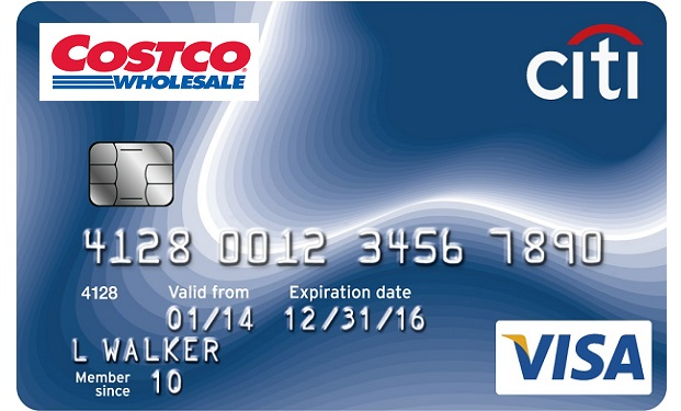 Citi Buys Costco Cards From AmEx