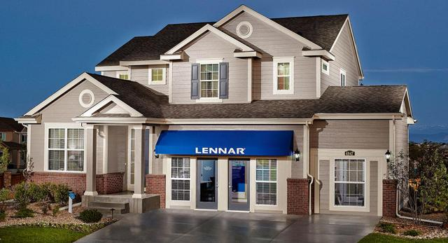 Lennar Disrupting Single Family Home Reits Lennar