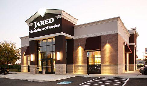 Jared store in USA