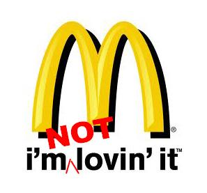 McDonald's: Why I'm Not Loving It - McDonald's Corporation ...